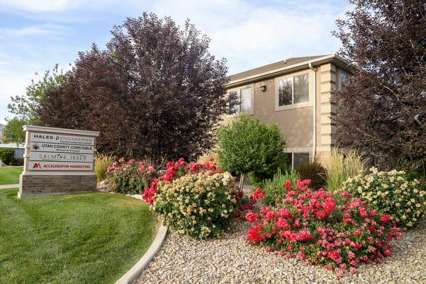 Lehi Utah Massage Studio Exterior